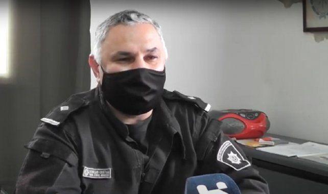 El comisario Cristian Scorzari fue corrido de su cargo junto a tres jefes de guardia por el faltante de dos armas de la comisaría 28.