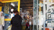 las ventas minoristas retrocedieron 6,5 por ciento anual en febrero