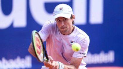 De los seis partidos que jugó este año, Pella sólo pudo ganar uno, ante el japonés Yoshihito Nishioka por la Copa ATP, en febrero.