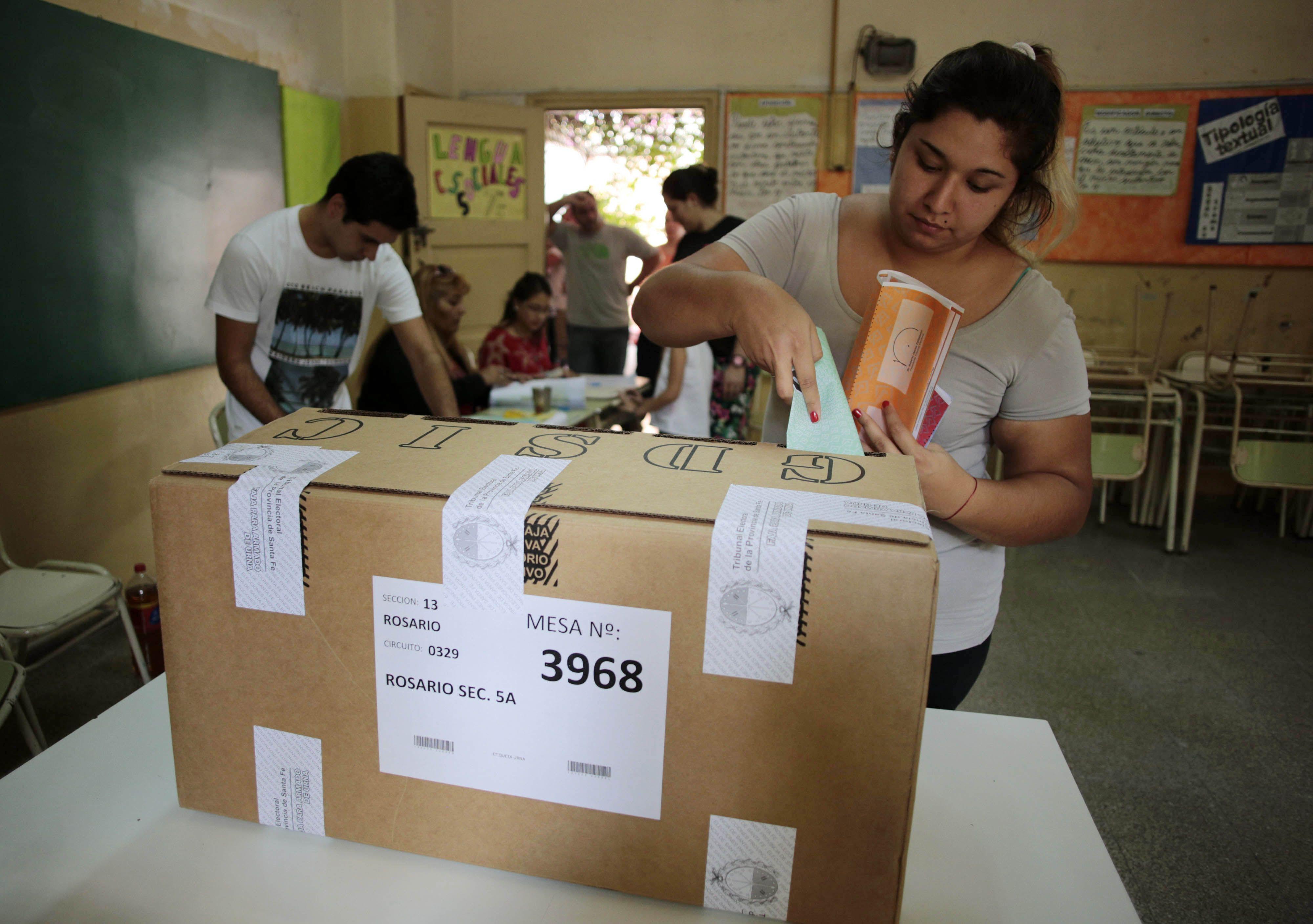 Las elecciones generales se desarrollaron con total normalidad.