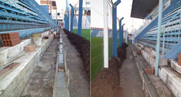 Atlético Rafaela recibirá un subsidio provincial para reacondicionar sus instalaciones