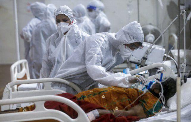 En Rosario fallecieron 32 pacientes con edades que van de los 33 a los 88 años.
