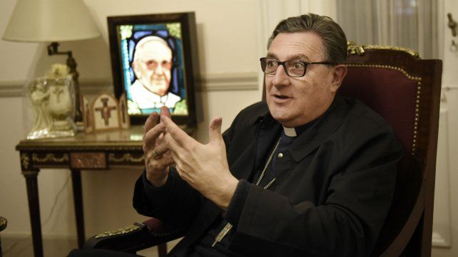 El arzobispo de Rossario