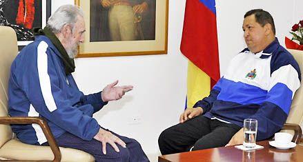 La falta de información médica crea dudas sobre la salud de Chávez
