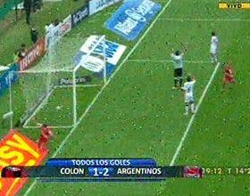 Argentinos derrotó a Colón y sueña con la Sudamericana
