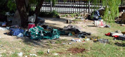 Trabajan para identificar a los dos cuidacoches que mataron en Pichincha