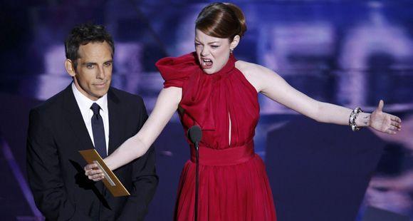 La alfombra roja del Oscar marca la tendencia de la moda mundial