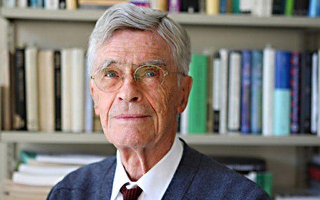 Murió el físico y filósofo argentino Mario Bunge