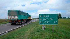 Mañana se suscribirá el acta de inicio de obra del primer tramo de la autopista que unirá Rufino con el acceso a San Eduardo.