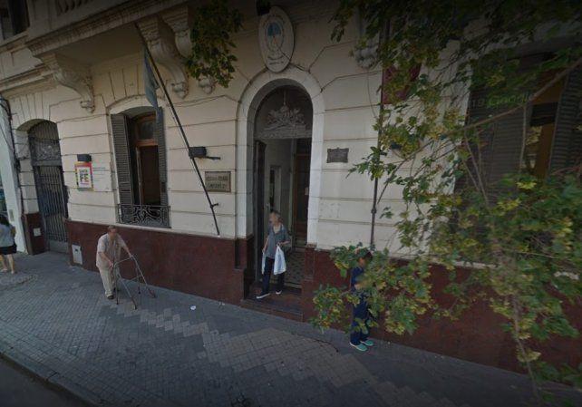 El hecho que se juzga ocurrió en febrero de 2015 en la seccional de Paraguay al 1100.