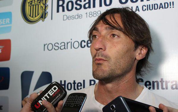 Mauricio Caranta dijo que el equipo ya tiene la mente puesta en Belgrano.