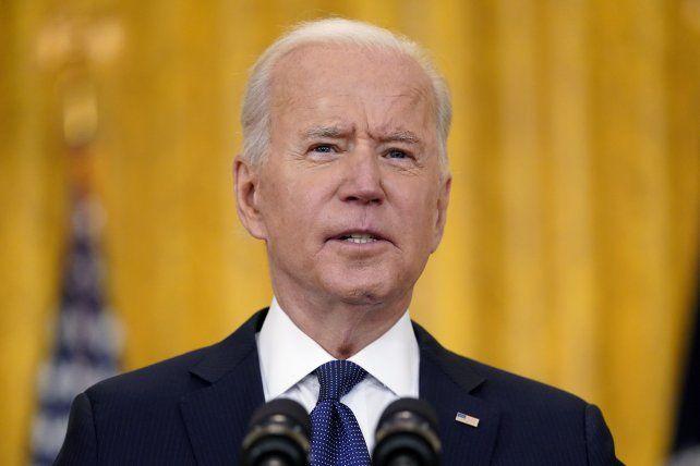 El presidente Biden quiere profundizar la investigación sobre el caso de Wuhan.