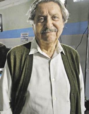 Juan Manuel Tenuta salió del coma