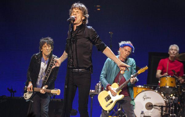 Inoxidables. Mick Jagger y compañía se encuentran de gira por Estados Unidos festejando sus 50 años de carrera.