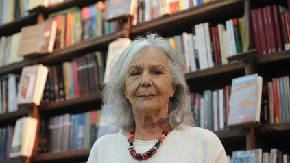 Beatriz Sarlo: Las Malvinas son un territorio británico