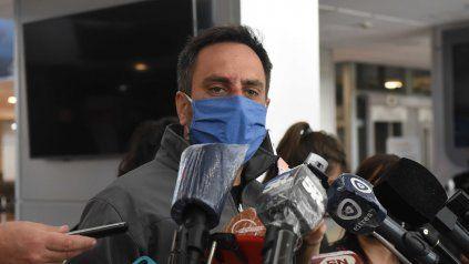 El ministro de Ambiente de la Nación, Juan Cabandié.