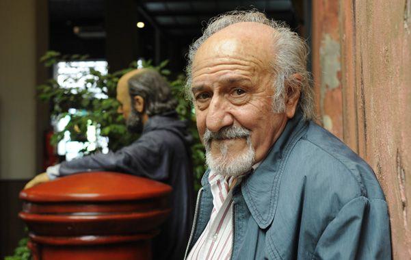 En el Cairo. El actor destacó que los fondos recaudados por la película serán destinados a la Fundación Pupi.