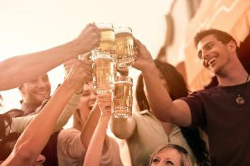 Afirman que los consumidores de cerveza tienen una mayor protección antioxidante.