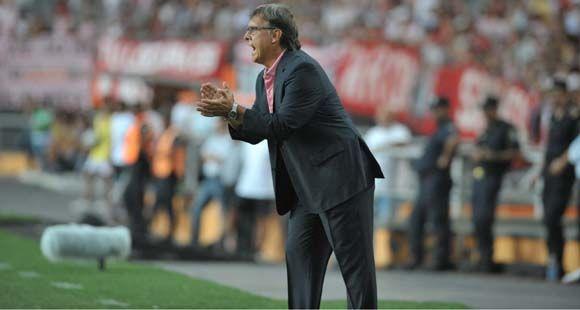 El Tata está en los planes del equipo paulista. Según un directivo