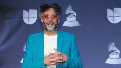 Fito Páez habló con The Associated Press y este sábado ofrecerá un show en Miami.