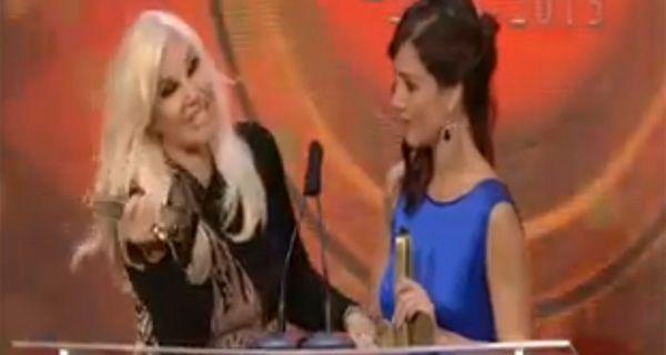 Susana y Paola Krum, Premio ACE a la mejor actriz de comedia