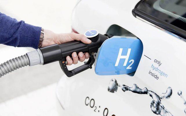 El hidrógeno verde