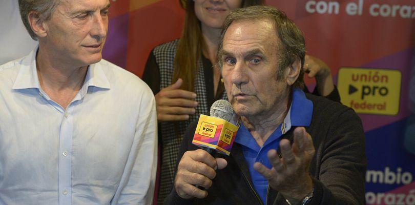 Reutemann pidió disculpas por haber hablado de los núcleos pensantes