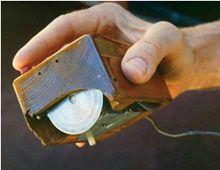 Hace 40 años nacía el mouse de las PC, aunque en su origen era de madera