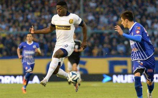 Al ruedo. El colombiano Valencia tendrá su primera chance como titular.