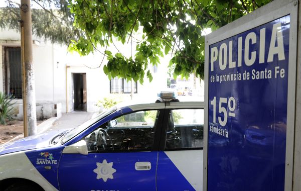 La comisaría 15ª está a cargo de las actuaciones.