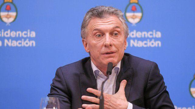 Las redes explotaron luego del discurso del presidente Macri
