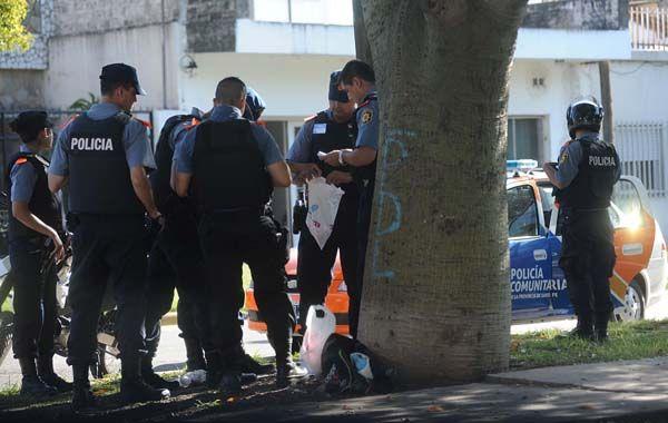 Fein reclamó sumar 2.500 policías a Rosario.