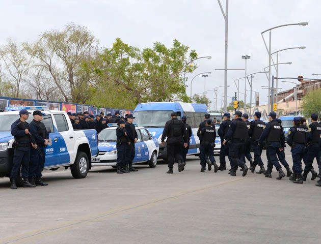 Galassi resaltó las acciones de la provincia para transformar a la policía. (Foto: S. Salinas)