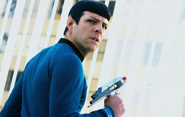 El equipo de la Enterprise vuelve al cine