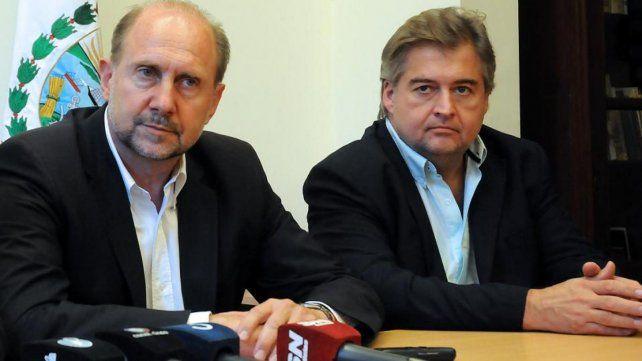 Perotti y Juntos por el Cambio buscan acuerdos ante la crisis