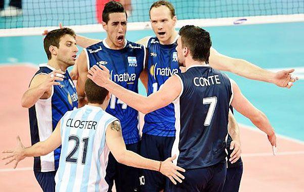 Argentina inicia la segunda ronda ante Francia.