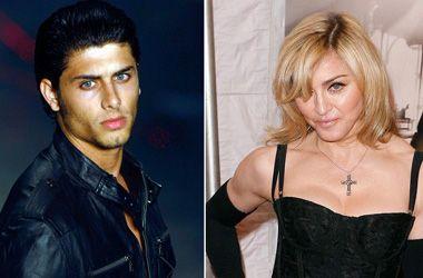 Madonna terminó la relación con su novio por la diferencia de edad