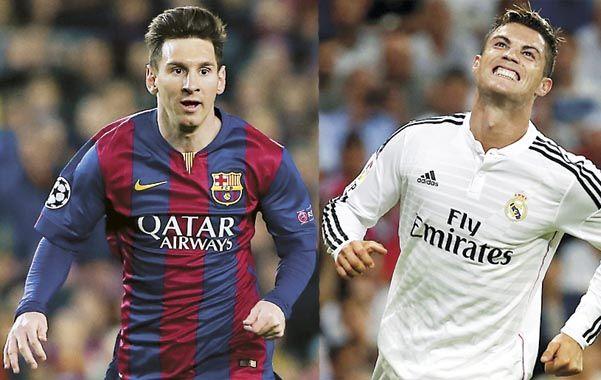 Enchufado. Messi está en un gran momento y esta tarde irá por más. Se quiere sacar la mufa. Cristiano busca recuperarse en la Liga.