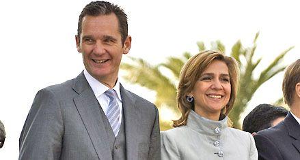 La Justicia española imputó al yerno del rey por un caso de corrupción