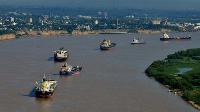 Hidrovía Paraguay-Paraná: interés general e intereses privados
