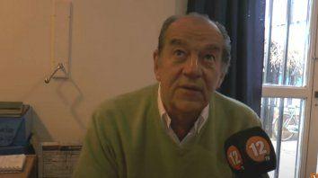 Falleció por Covid un reconocido obstetra rosarino de 82 años que estuvo casi un mes internado