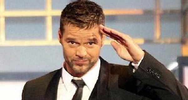 Tras cinco años Ricky Martin llegó a Buenos Aires y pidió fiesta
