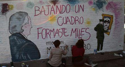Hubo actos y homenajes en todo el país para recordar a Kirchner