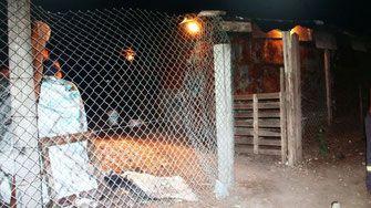 La mujer fue asesinada en la puerta de su casa de barrio Godoy. (Foto: Rosarioalerta.com)