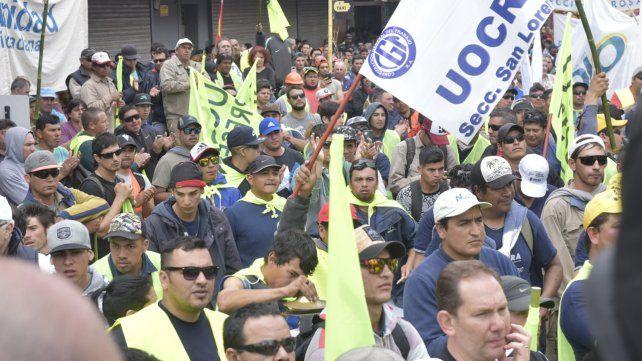 La CGT no descarta otro paro contra Macri