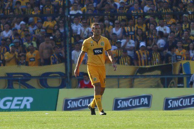 Diego Novaretti es uno de los referentes del equipo que comanda el Kily González.