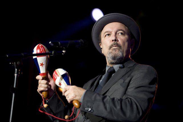 El músico y activista panameño Rubén Blades será nombrado Persona del Año 2021 de la Academia Latina de Grabación.