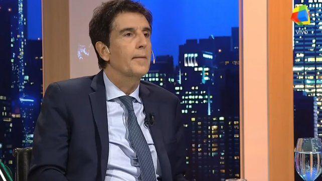 Melconian: Alberto Fernández tiene clarito lo que viene