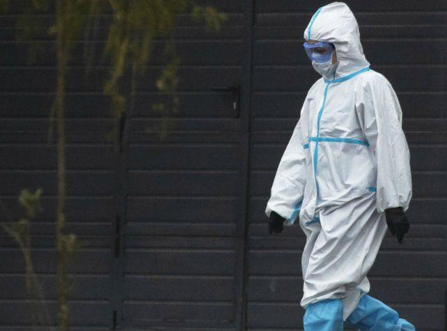 Otro día con casos en baja de coronavirus: 447 contagios en Rosario y 1.512 en Santa Fe