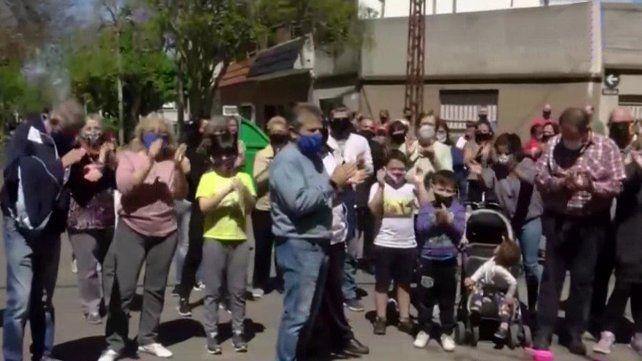Desesperado pedido de vecinos de barrio Azcuénaga por la ola de robos violentos